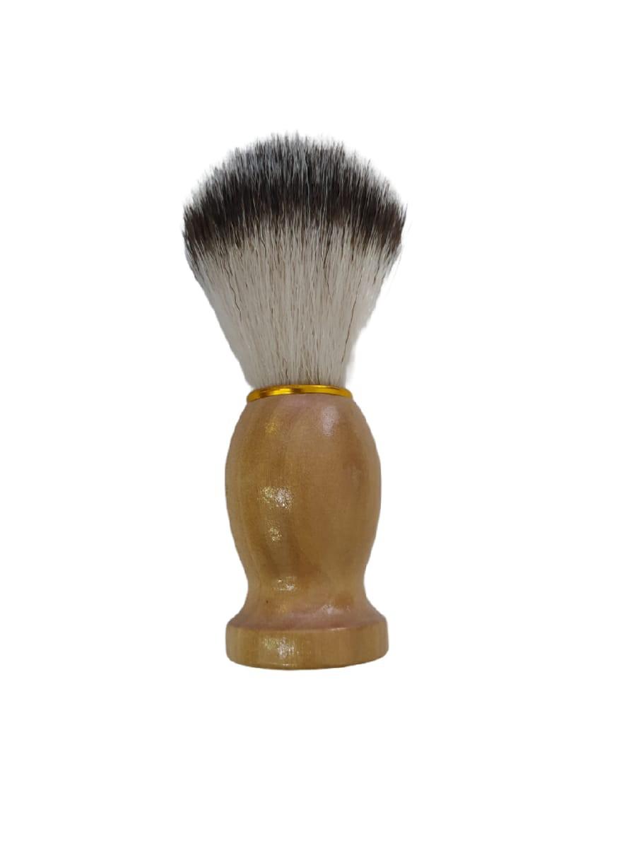 Espanador Pincel Barbear Espuma Cabelereiros Barbeiros Macio