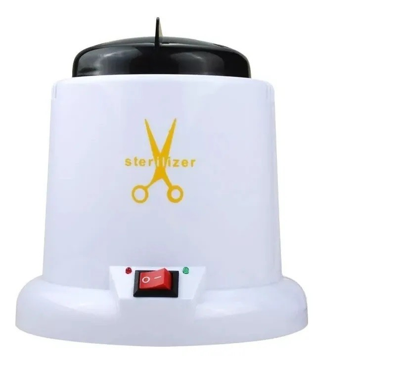 Esterilizador Elétrico Microsfera Alicate Manicure Tesoura 220v