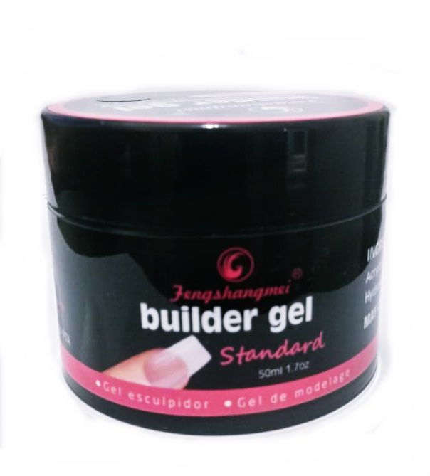 Gel Pink 009 Construtor Unha Gel Uv Led Fengshangmei 50gr