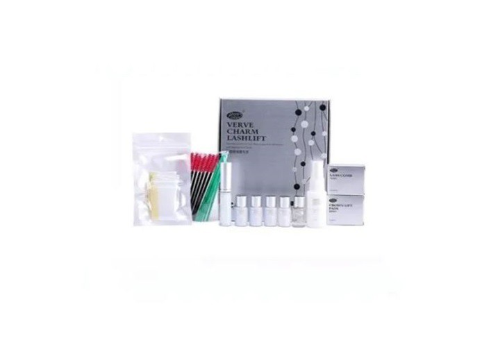 Kit Completo Lash Lift Lifting Cílios Completo Stars Colors