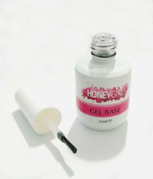 Kit Unha Gel Cabine Uv 110v Lixa Elétrica Gel Top Coat Honey