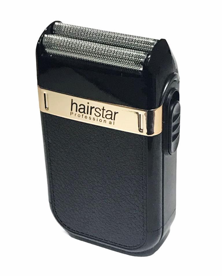 Máquina De Acabamento KM-203 + Barbeador Elétrico KM-106 Hairstar