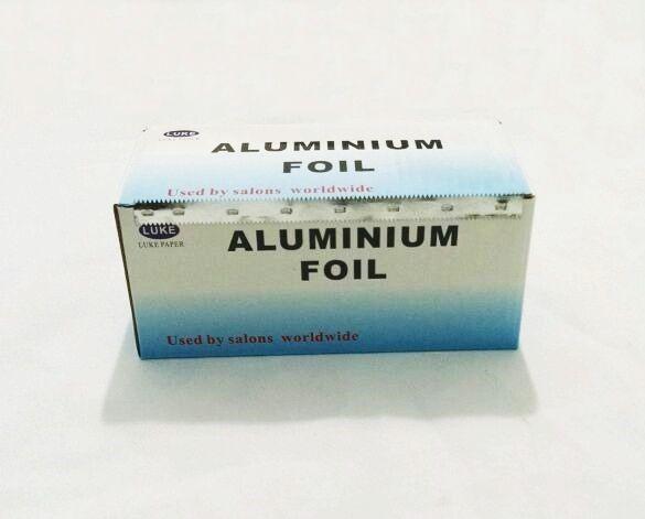 Papel Alumínio para Salão de Cabeleireiro