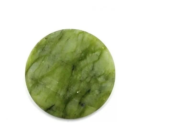 Pedra Jade Para Aplicação De Cola Alongamento De Cílios