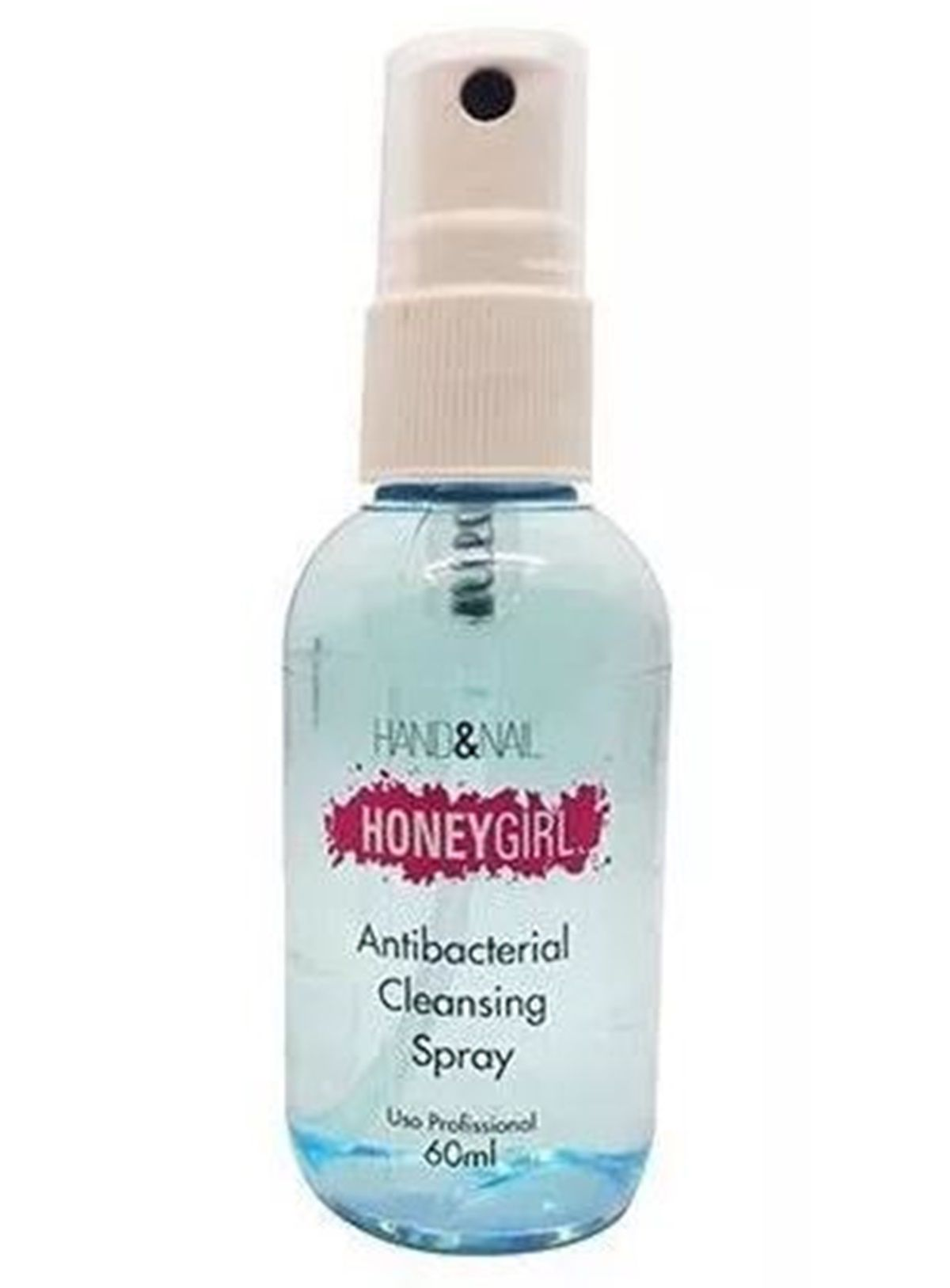 Preparador De Unha Bactericida Em Spray Honey Girl 60ml