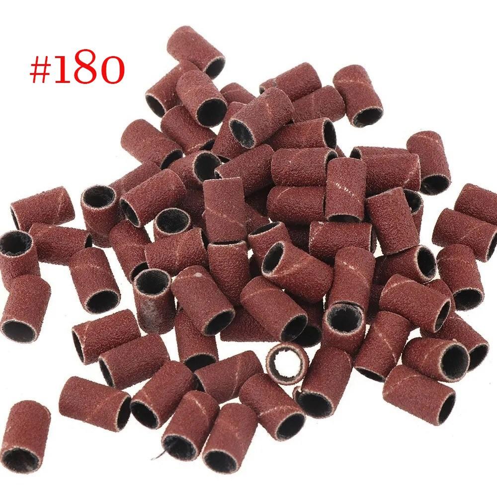 Refil Lixas Para Brocas De Lixadeiras Elétricas 50 Unidade #180