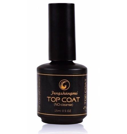 Top Coat Selante Led Uv Fengshangmei Unha Gel Acrigel 15ml