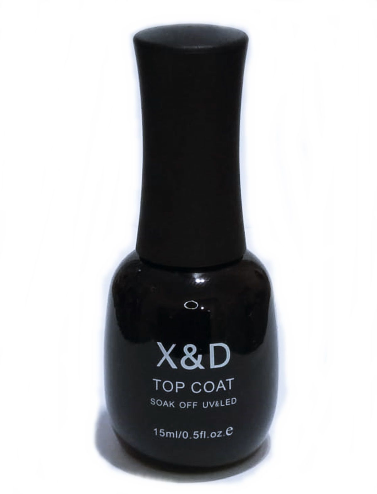 Top Coat Selante Led Uv X&D 15ml Unhas Gel Acrigel