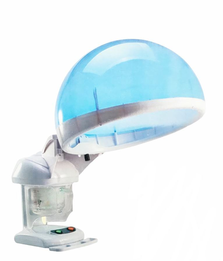 Vaporizador Capilar Vapor De Ozônio Portátil Limpeza De Pele 110V