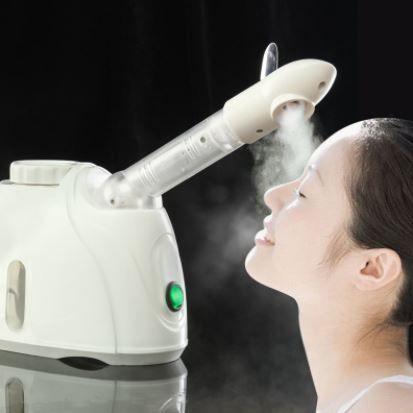 Vaporizador Facial Vapor De Ozônio Portátil Kingdon K-33s 110v