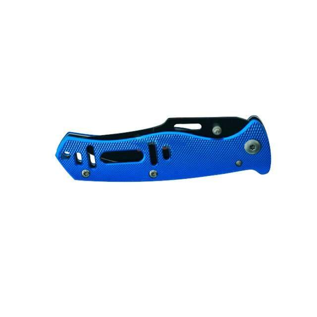 """Canivete Thunder 6"""" Cor Azul - Nautika"""