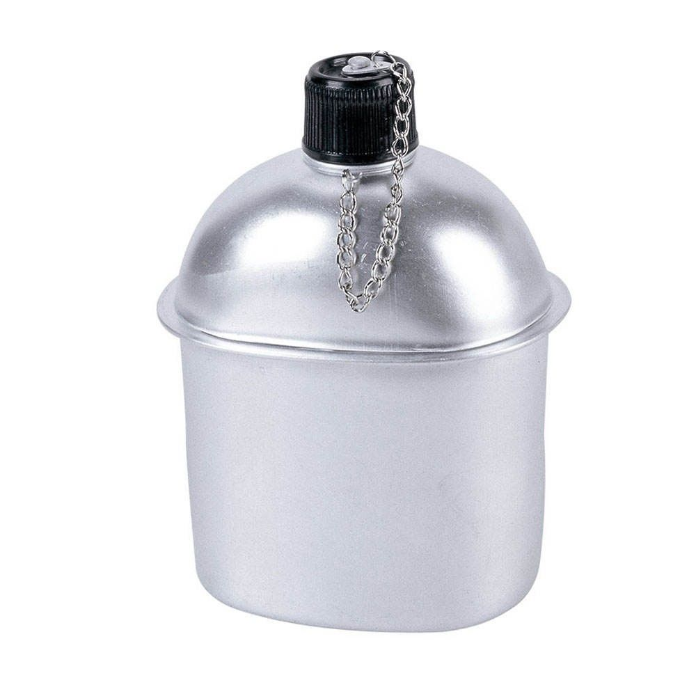 Cantil de Alumínio 1 Quart Camuflado - Nautika