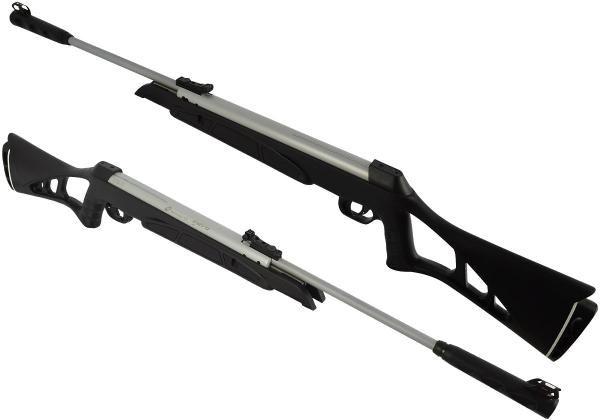 Carabina de Pressão CBC F18 Nitro X 1300 4,5 mm Cromada