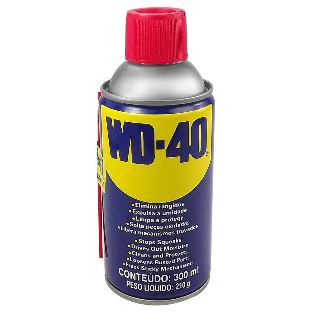 Desengripante/Lubrificante Óleo (Unidade) - WD 40