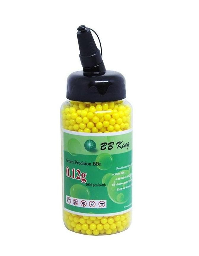 Esfera de Plástico 6,0 mm c/ 2000 Unidades - BB King
