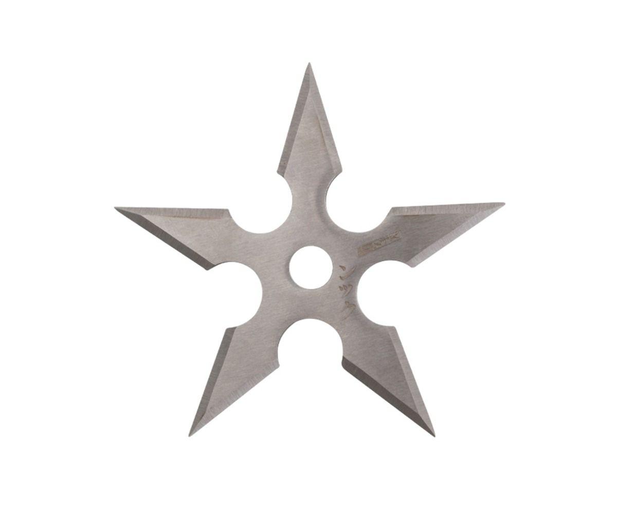 Estrela p/ Arremesso Myoko Aço Inox 9,2 cm - Nautika