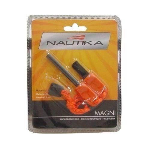 Iniciador de fogo tipo pederneira Magni - Nautika