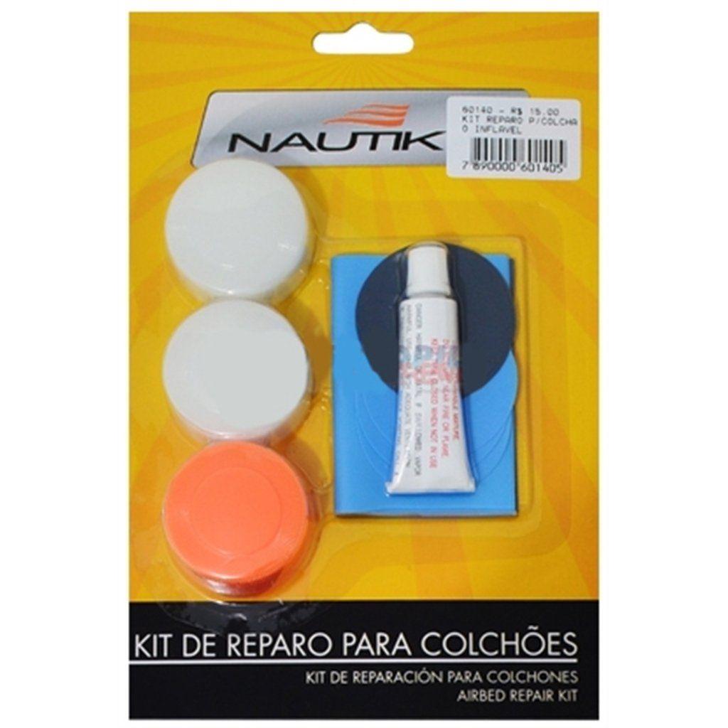 Kit para Reparos de Colchões - Nautika