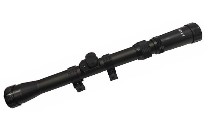 Luneta Riflescope 3-7x20