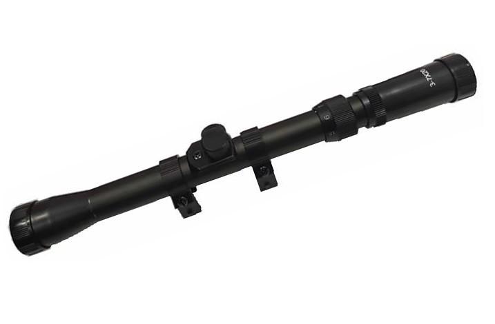 Luneta Riflescope 3-7x20