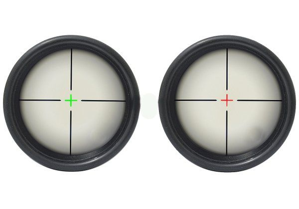 Luneta Rossi CES 4x32 Recondicionada c/ Retículo de Cristal