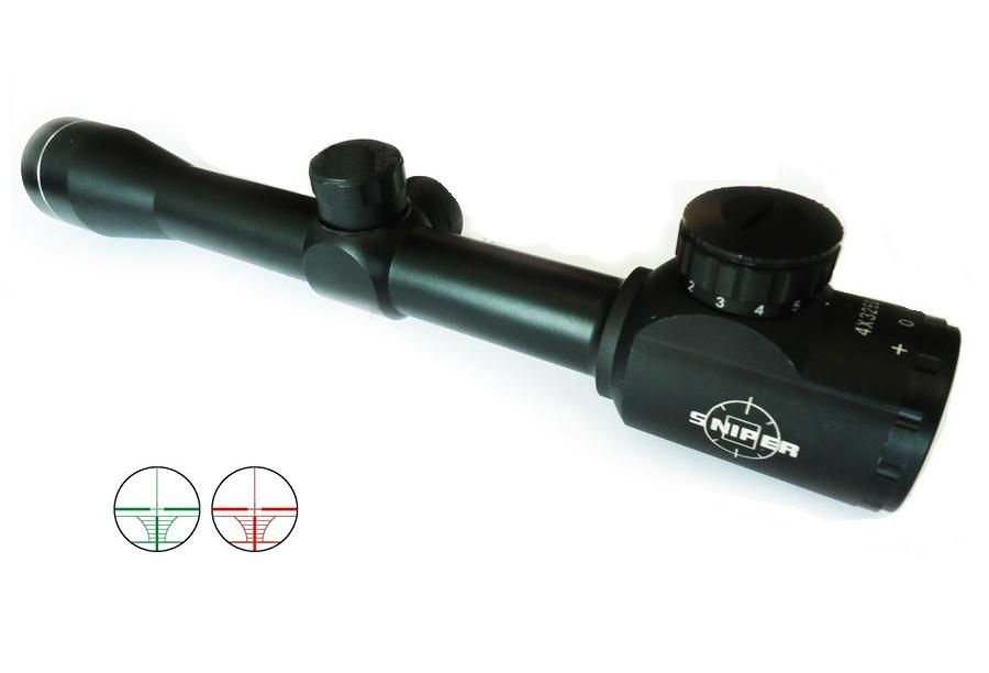 Luneta Sniper 4x32 EG