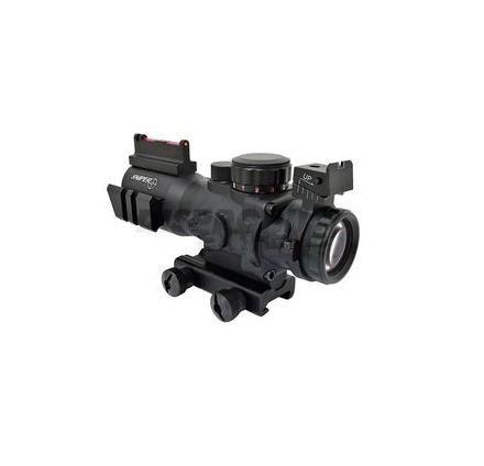 Luneta Sniper PM 4x32 CB c/ Retículo BDC de Cristal