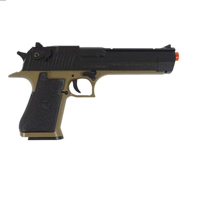 Pistola de Airsoft BBS Desert Eagle 6,0 mm