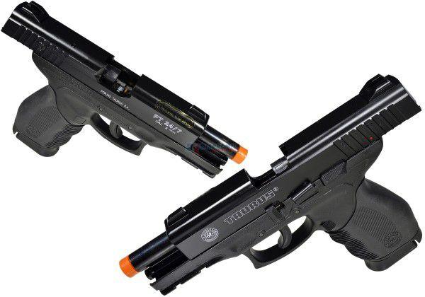Pistola de Airsoft BBS Taurus 24/7 Spring 6,0 mm