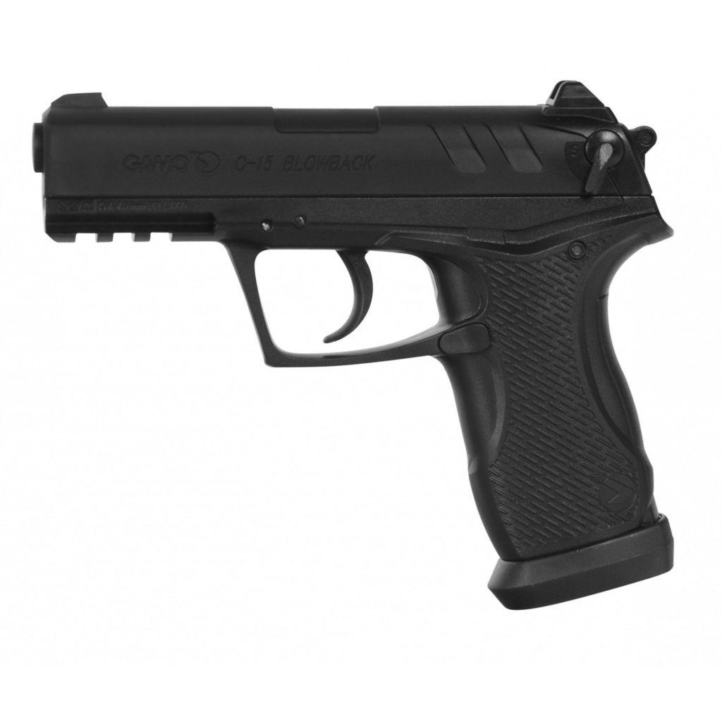 Pistola de Pressão CO2 Gamo C-15 Blowback 4,5 mm