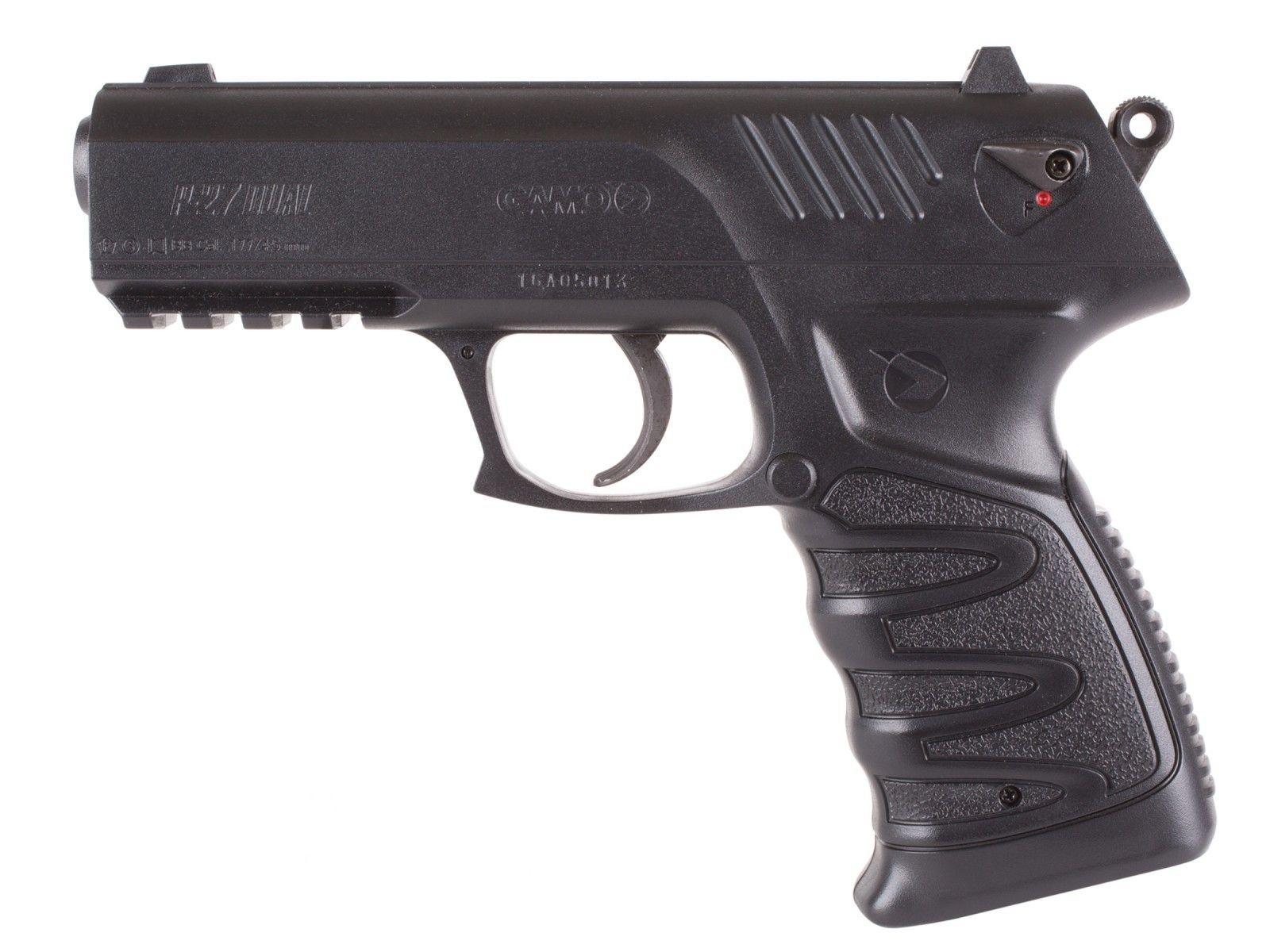 Pistola de Pressão CO2 Gamo P27 Dual 4,5 mm