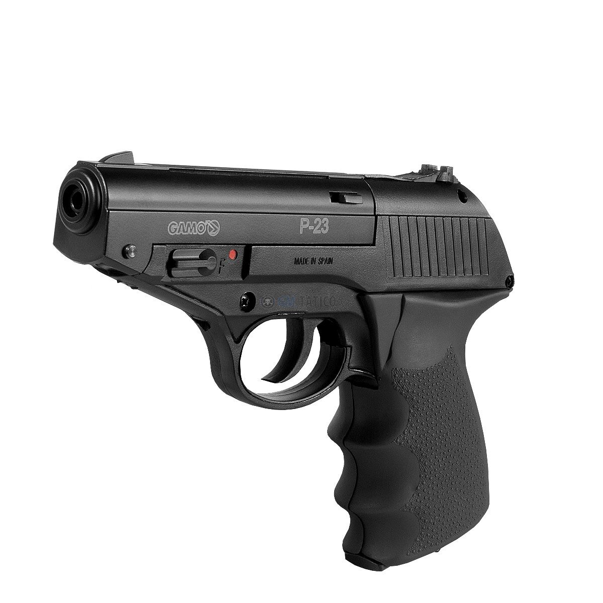 Pistola de Pressão CO2 Gamo P-23 4,5 mm