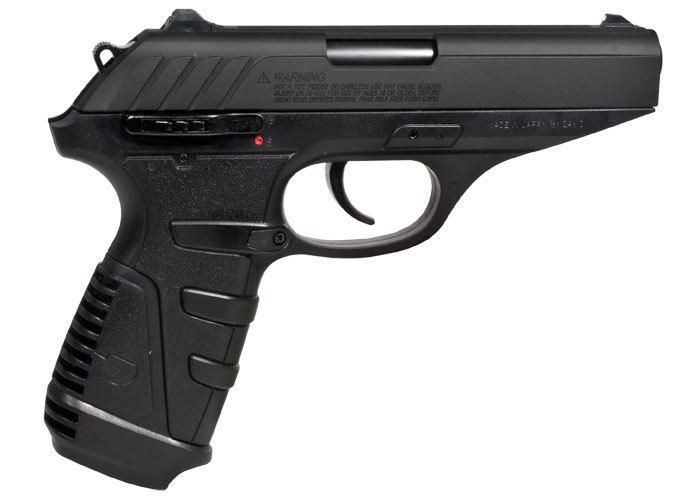 Pistola de Pressão CO2 Gamo P-25 Blowback 4,5 mm