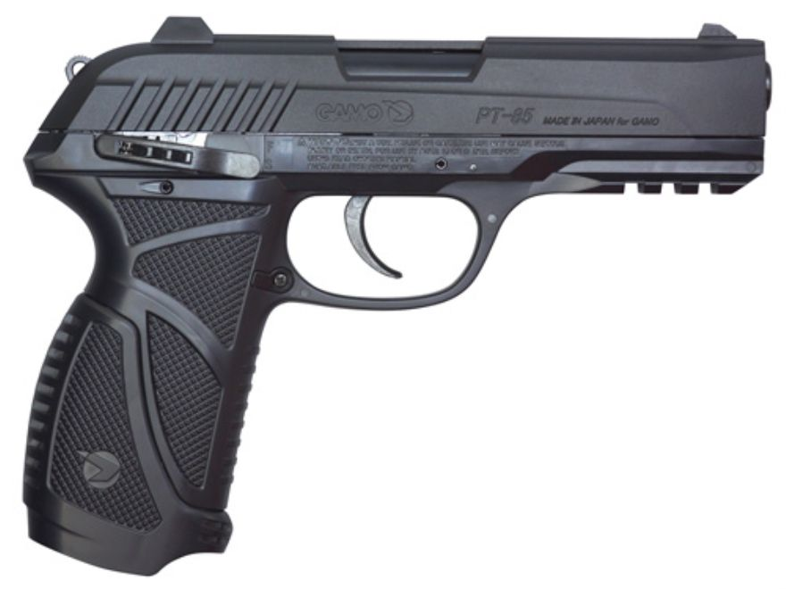 Pistola de Pressão CO2 Gamo PT-85 Blowback 4,5 mm