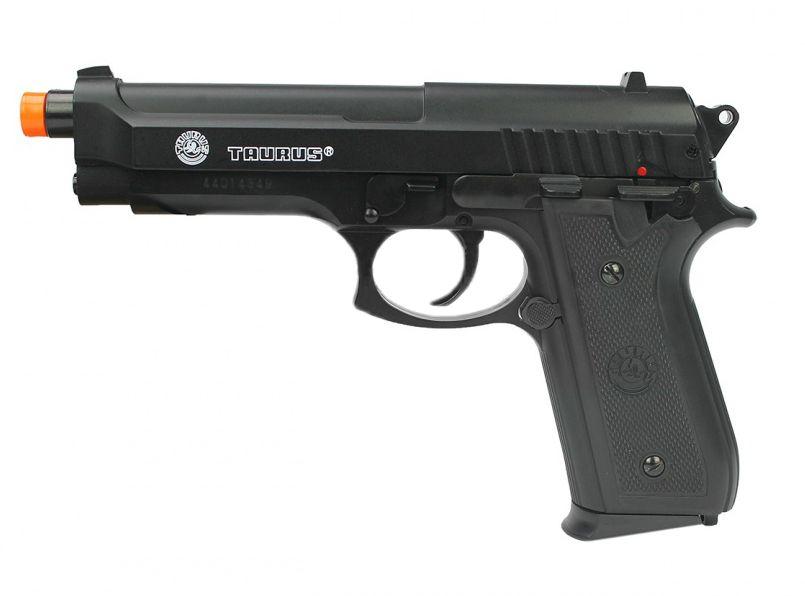 Pistola de Airsoft Spring PT 92 Taurus 6,0 mm - Cyber Gun
