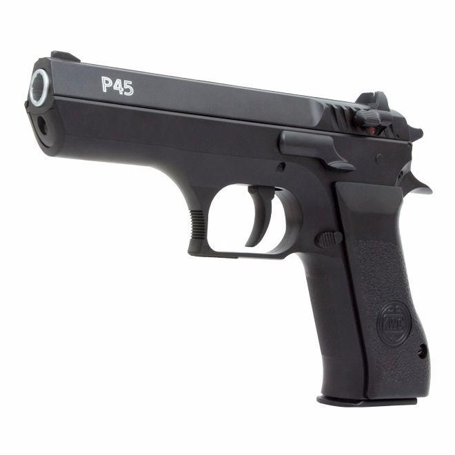 Pistola de Pressão PCP KWC P45 4,5 mm