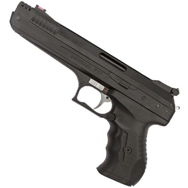 Pistola de Pressão Ar Comprimido Beeman 2004 4,5 mm