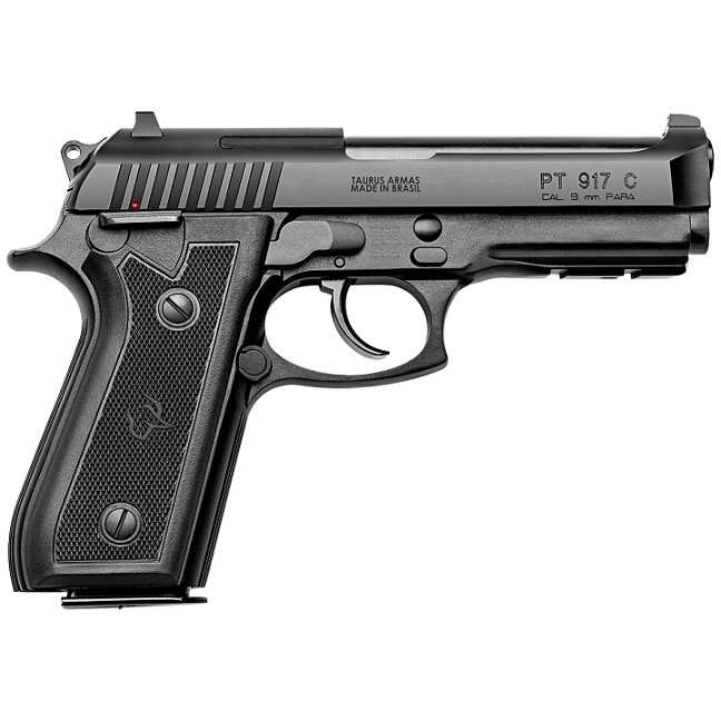 Pistola Taurus 917/ 17+1 Tiros - Cal . 9mm