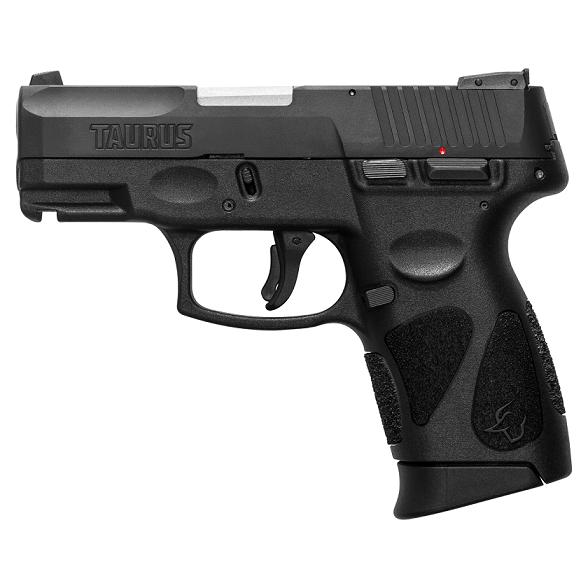 """Pistola Taurus G2C10 3"""" CAFO - Cal .40 SW"""