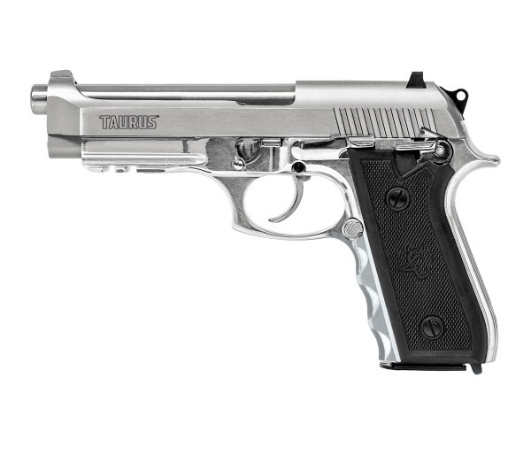 "Pistola Taurus PT92 Inox 4,9"" - Cal 9mm"