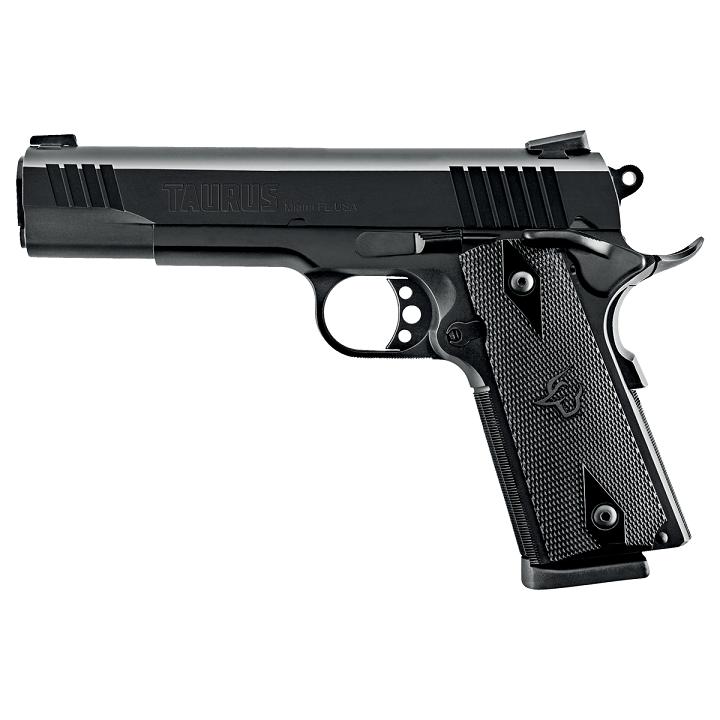 Pistola Taurus PT 1911/8 Tiros - 5 Polegadas - Cal .45 ACP