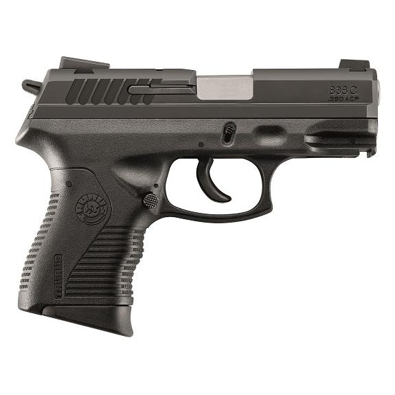 Pistola Taurus PT 838 - 15+1 Tiros - Cal .380