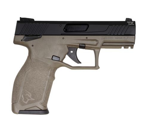 Pistola Taurus TX22 - 10+1 ou 16+1 Tiros - Cal . 9mm