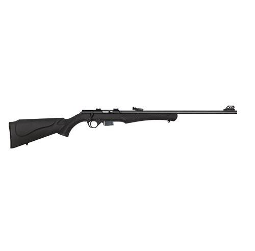"""Rifle Bolt Action 8117 - 21"""" - 5 Tiros - Oxidada - Cal. 17"""