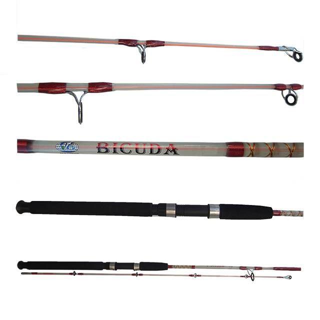 Vara de Pesca para Molinete Bicuda 180 cm - Albatroz