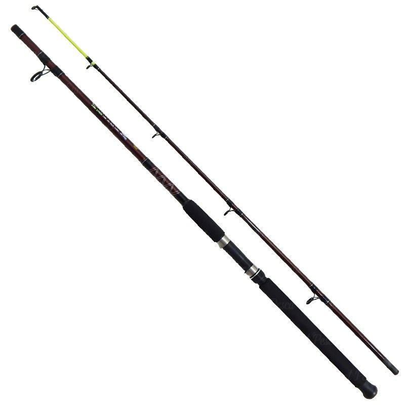 Vara de Pesca para Molinete Caranha 270 cm - Albatroz