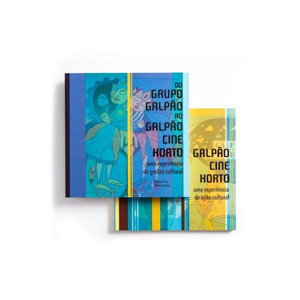 15 ANOS DO GALPÃO CINE HORTO - BOX LIVROS
