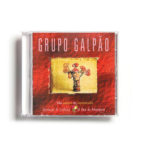 CD ROMEU E JULIETA E A RUA DA AMARGURA