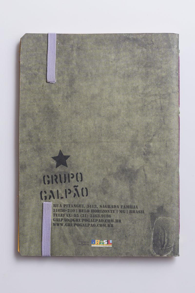 Caderninhos feitos pelo Eduardo Moreira | UM HOMEM É UM HOMEM
