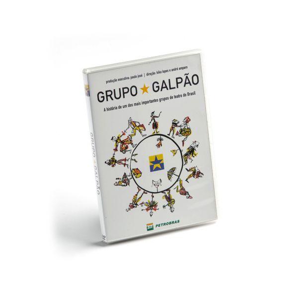 DVD DOCUMENTÁRIO GRUPO GALPÃO